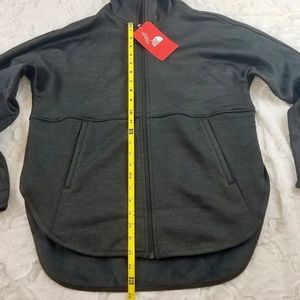 The North Face Jackets & Coats - The North Face Cozy Slacker Zip Up•NWT
